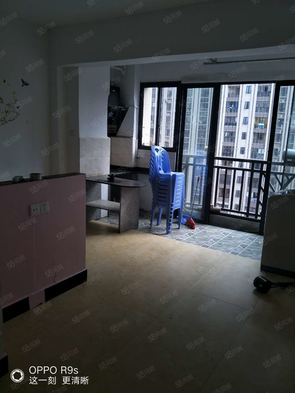出租:万达华城两室一厅一阳,设备齐全拎包入住。