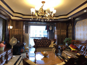 降价中央豪庭高档楼房全新豪装4房房东急售价格较低