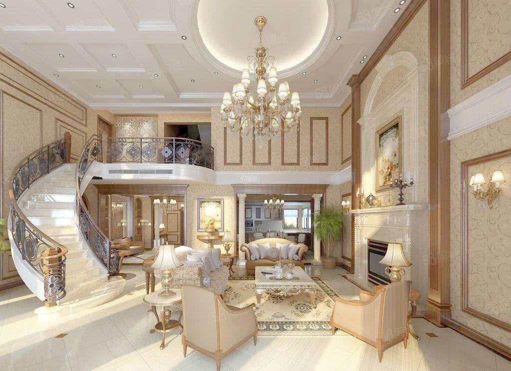 鸿馆不一样的别墅、使用面积超过300平、小区安全性高急售