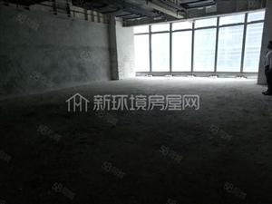 滨海海航国际广场高档写字楼出租毛坯可自行装修看房方便