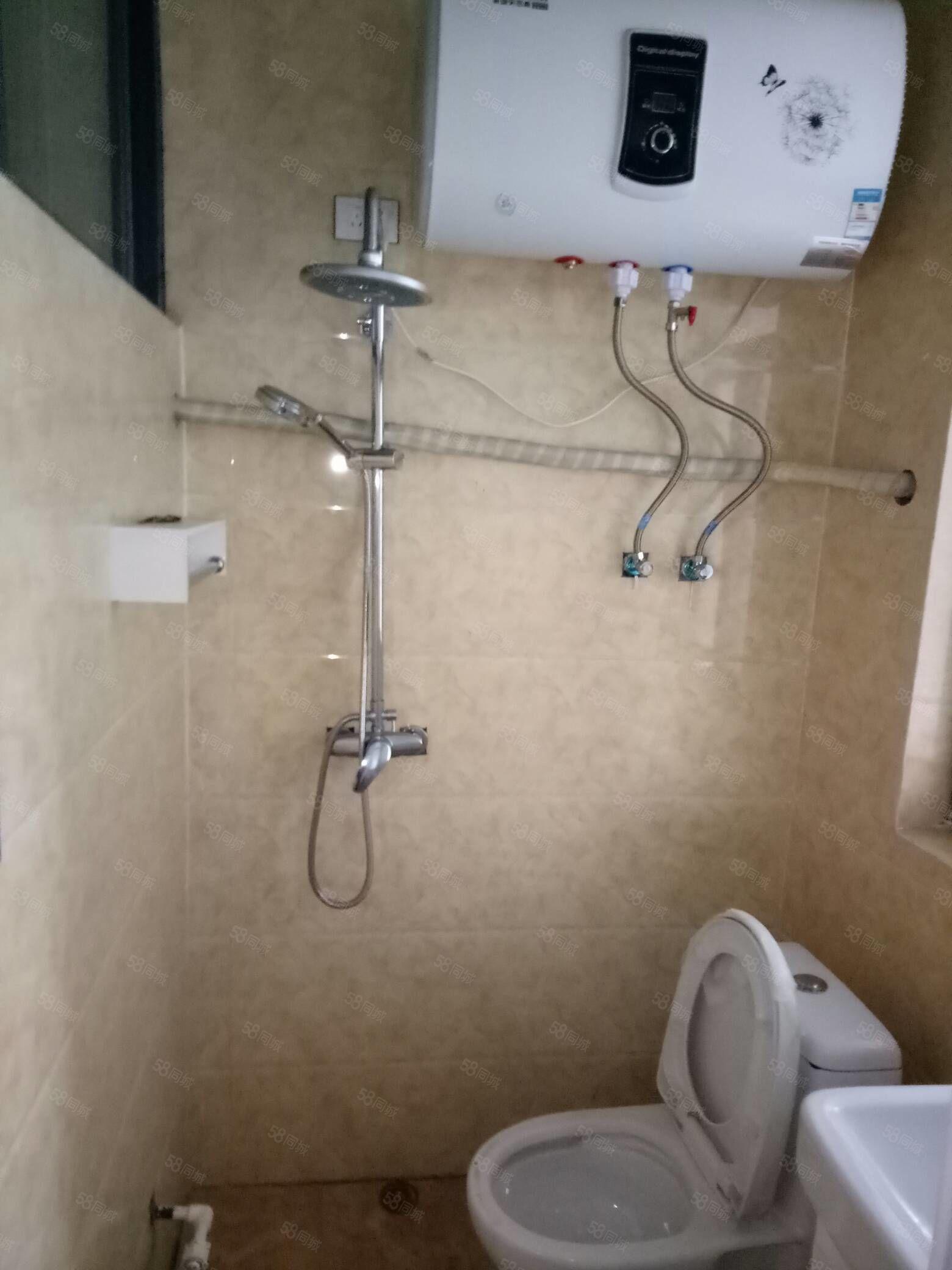 新房公寓、空调热水器床,衣柜