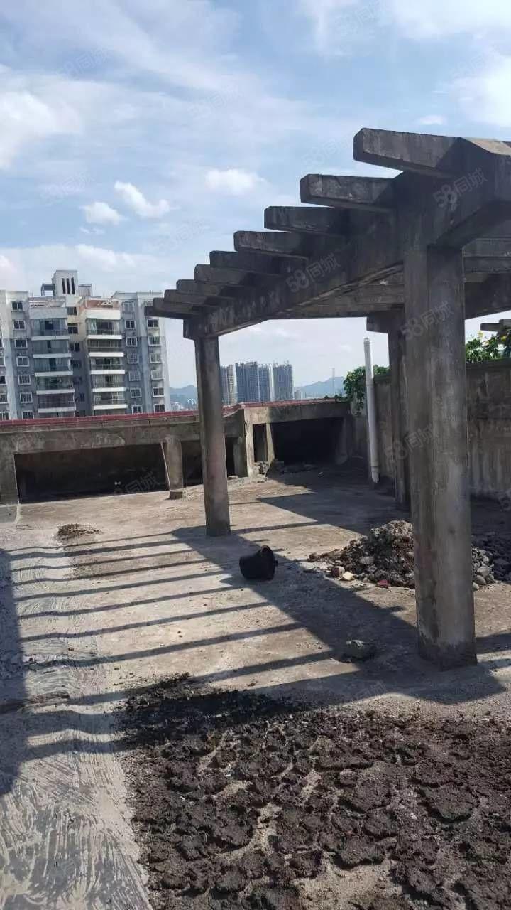 高端复式楼零首付6万房子到手5室4厅带楼顶花园