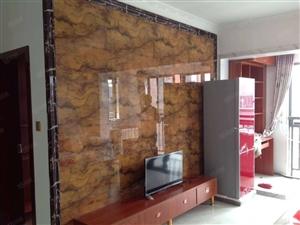 荟萃中央豪华装修2房2厅1卫拎包入住空调3台首次出租