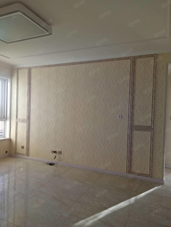 玉泉西路旭光光明城精装三室电梯房带空调首次出租