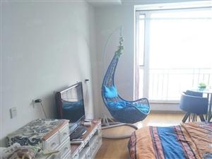 卓越蔚蓝群岛一居室公寓70大产权可落户拎包入住