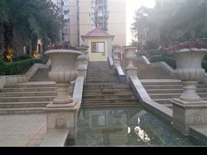 海湘城楼梯房6楼,可按揭,毛坯南北通透,三室二厅二卫二阳台