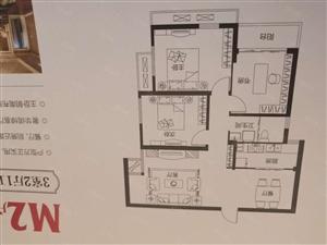 金域蓝湾3室2厅1卫14楼