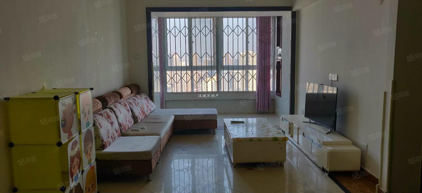 汉城玉泉路丽彩怡和润源简装两室拎包入住适合居家