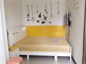 万达单身公寓1室1厨房1卫丨温馨装修拎包入住