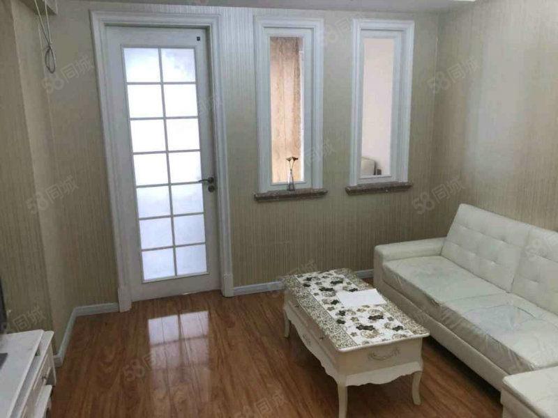 新开路润德广场欧式精装一室一厅小户型超好朝向