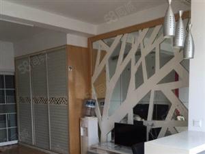 鼓楼路朝阳路中央公馆平安名居电梯精装单身公寓家具家电全送急售