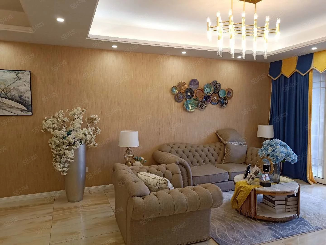鼎盛国际样板房豪华装修清水房的价4970元没平米