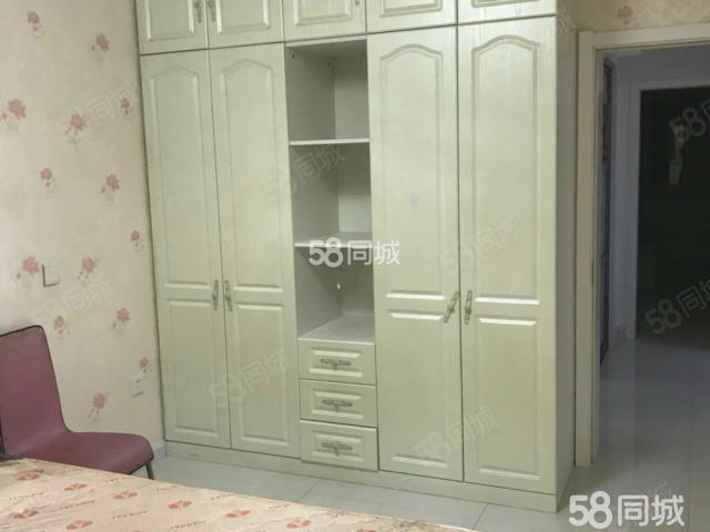 水岸帝景2室1厅1卫精装修,家具家电齐全拎包入住