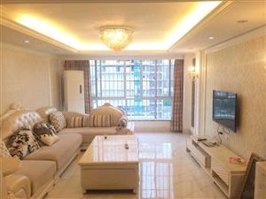龙腾路市政府旁豪装五洲财富温馨两房仅租2600元