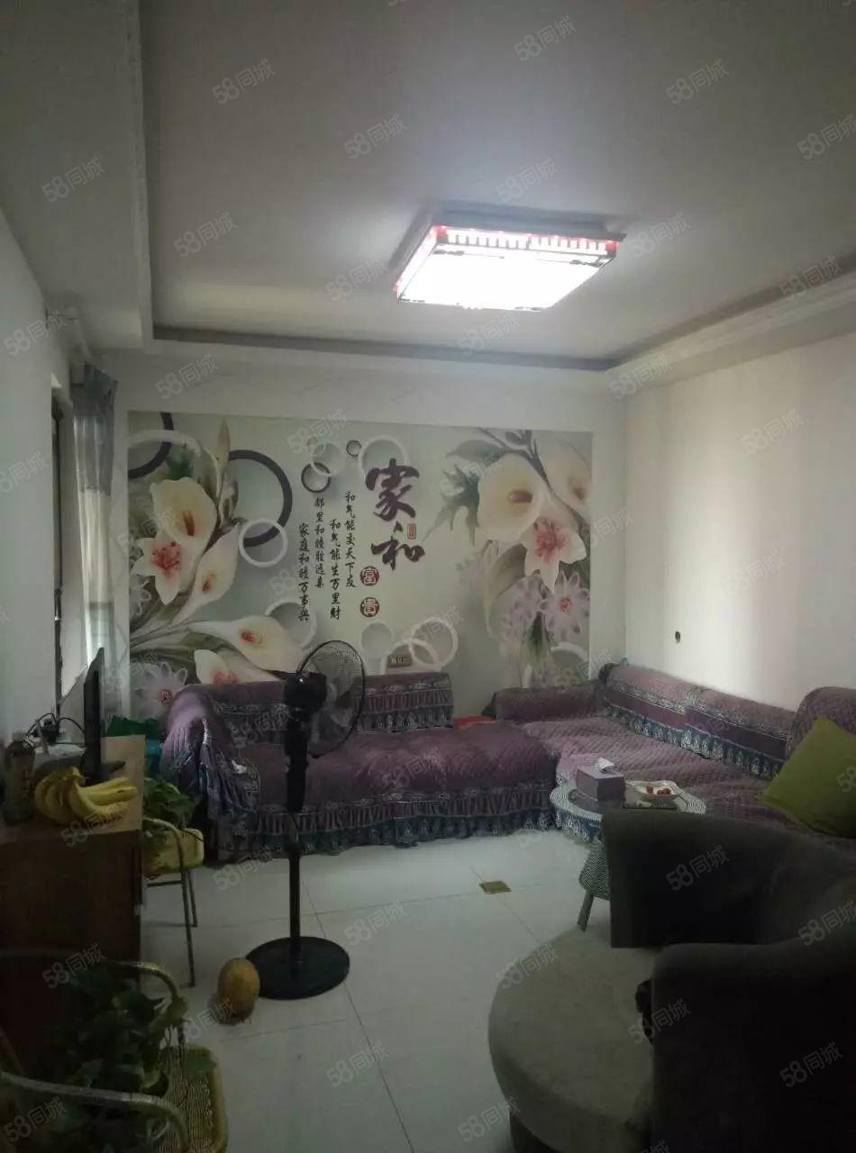 嵩山路亚星精装两房家具家电全齐外国语对面拎包入住随时看