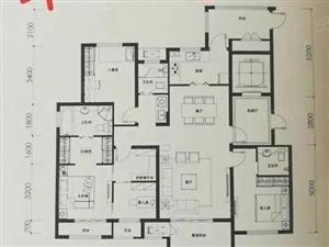 君悦华府合院,超低价格,能贷款,首付低,五室两厅三卫。