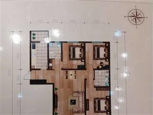低价急售正德广场17层3室135平米63万包换名字三中十四校
