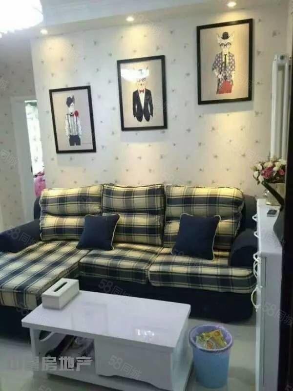 盛润锦绣城,家具家电齐全,温馨小两房,看房方便,真实有效