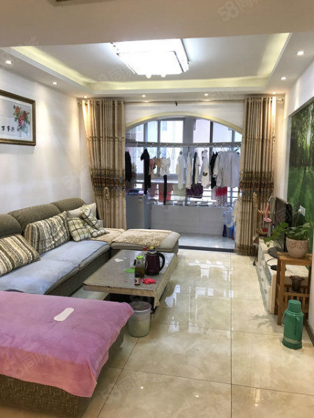 水利二局,豪华装修两房,找居家稳定租户,业主工作变动对外出租