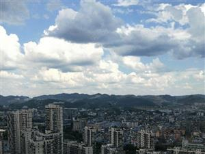 乾州世纪山水高层无敌视野190平米大户型,可以贷款68万。