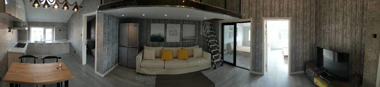 西城幸福家园7楼70平三室两厅16.8万,室内跃层