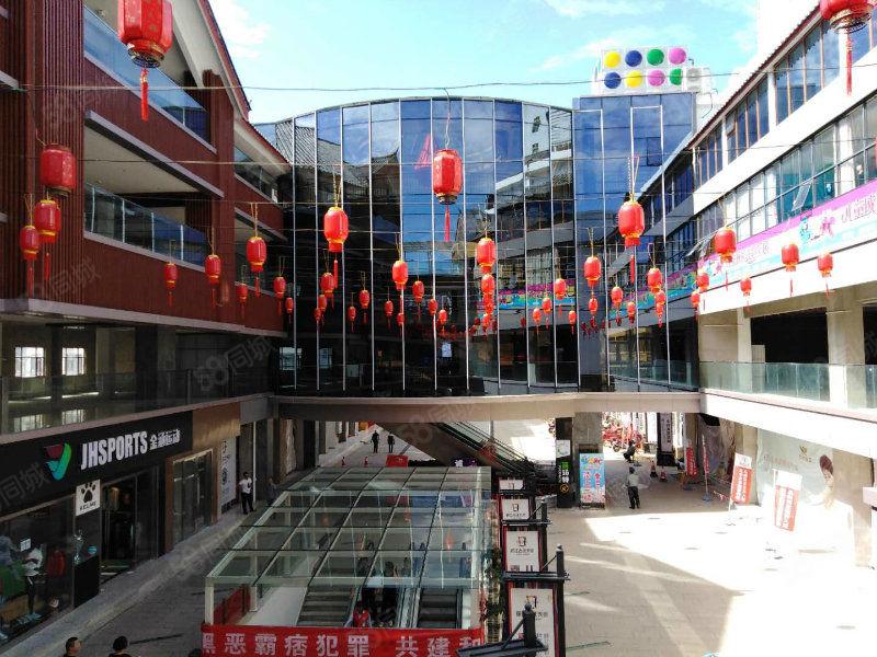 市中心繁华商业区游客集散聚集地古城旺铺托管返租12年回