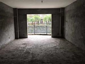 中山城毛坯三室两厅两卫电梯中高层两证齐全可按揭