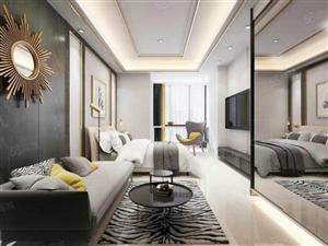 旅游度假区高端别墅式酒店公寓豪华装修