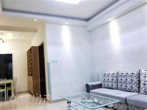 达令港+两室一厅一卫精装修+家电齐全+环境优美+临地铁