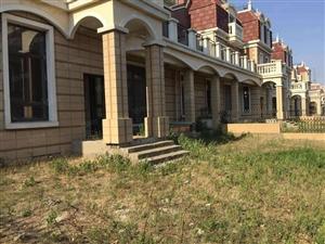 急售柏林印象双拼别墅带阳光房小院可贷款