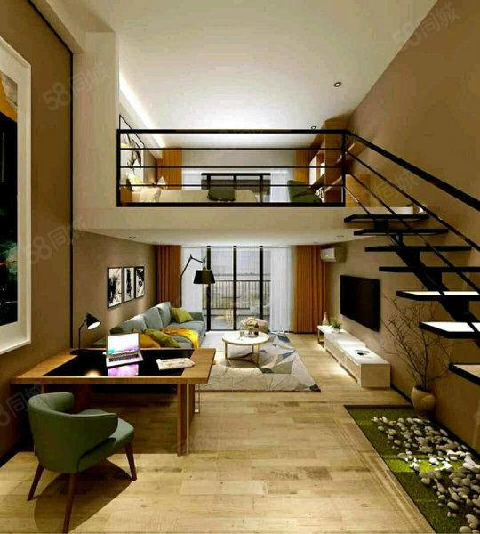 五年租金一次返,层高4米总价36万,月收益1900,性价比高