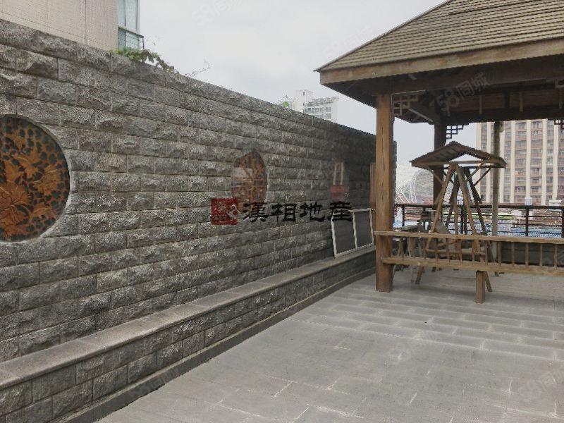 石门水库家属楼精装三居室,送92大露台,可按揭!