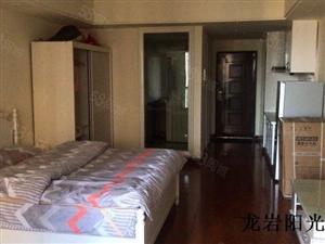 性单身公寓,朝南精装,单价8000不到,包家具家电,带租约1