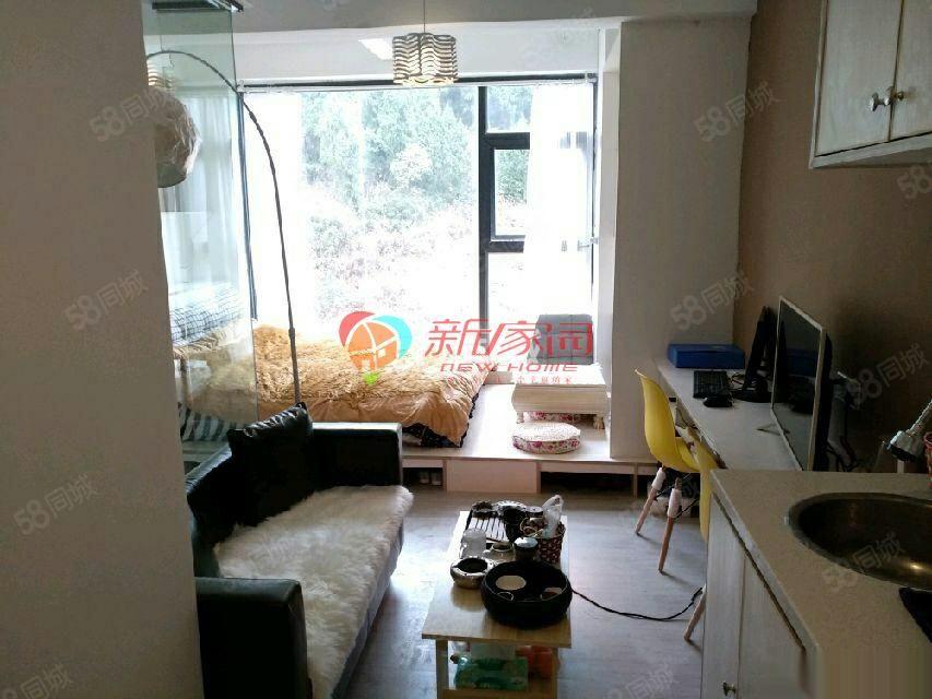 《新家园房》名城世家旁边华联超市1室1厅1卫精装修公寓房