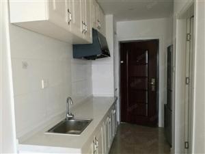 富饶中心公寓.正规精装修一室一厅.家电齐全让您一见倾心