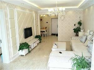 银河湾12楼92.35平,两室一厅,豪华装修,拎包入住,