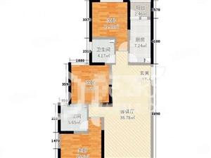 恒大名都3室准现房全款一手合同无税7400一平急售!