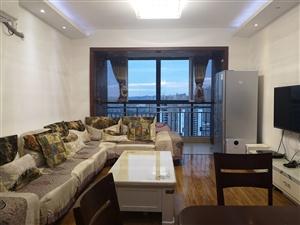 北门(一线江景)未来城精装两室可改4房关门卖紧邻湿地公园