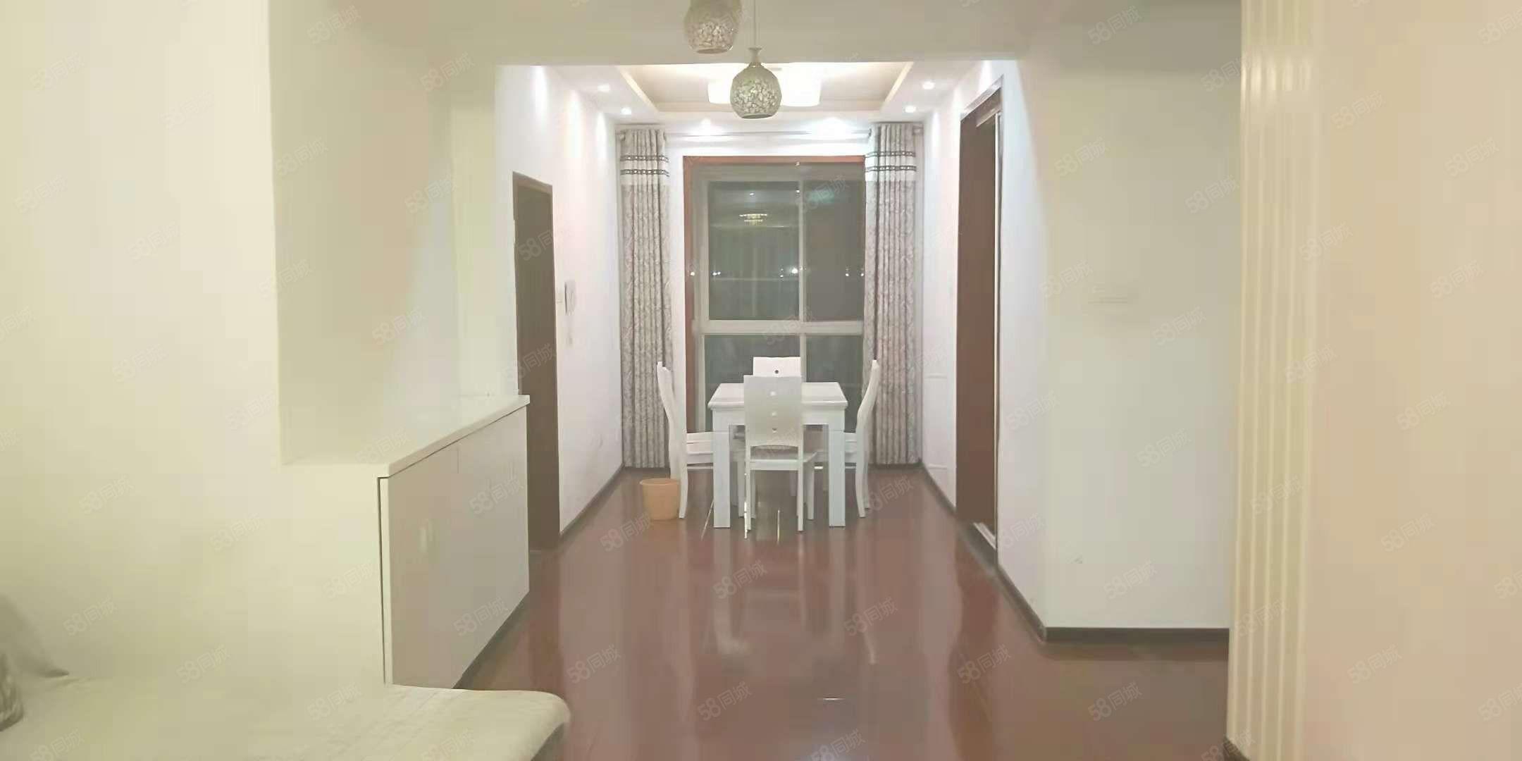 龙润康城电梯房采光好四室两厅精装修可拎包入住