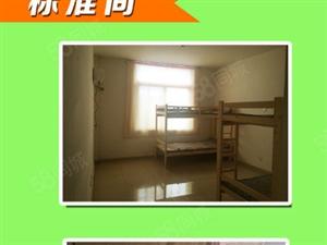 市北四方地铁口旁祥贺青年公寓独卫单间整租免费wifi