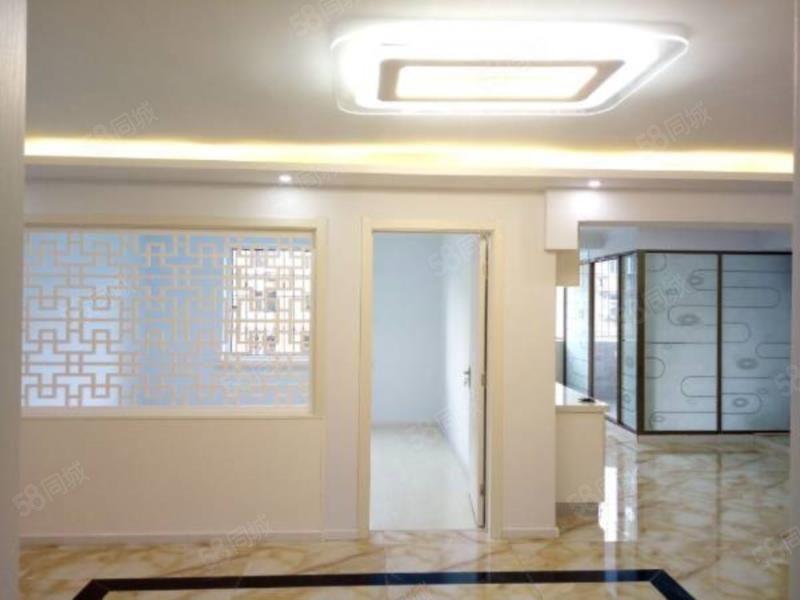 龙江北里三楼南北屋地暖精装修拎包入住可贷款