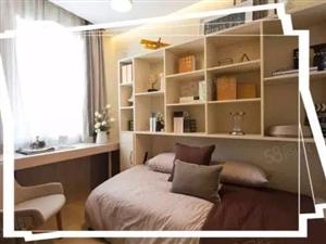 天庆金域蓝湾三室两厅单价4400左右送壁挂炉