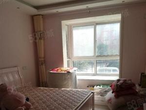 双语校区西区一中正鑫城市经典一楼精装套房产证满两年