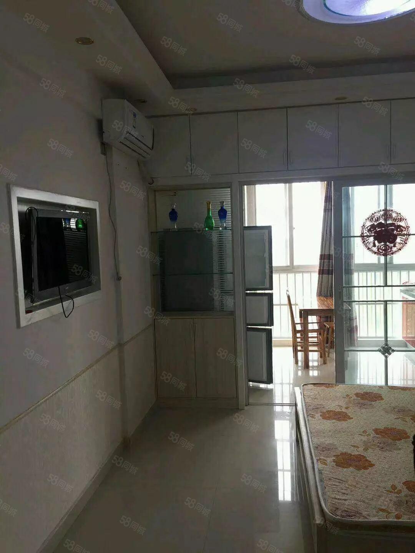 坎北友创滨河湾单身公寓精装修校区房