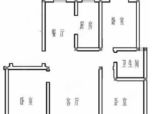 四季花城多层一楼130平3室2厅2卫靠近学范区靠近高铁