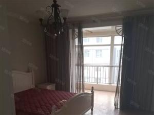 13中上学开莱国际社区四室两厅有房产证豪华装修带地下室