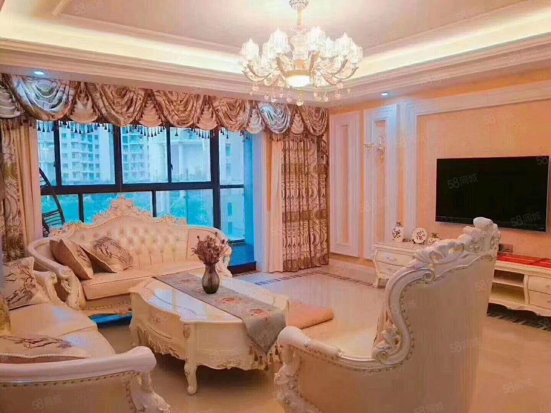 杭州灣世紀城2期豪裝修高檔家具家電全送