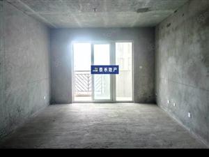 河东中铁龙城清水大三房看江景视野广首付40万左右