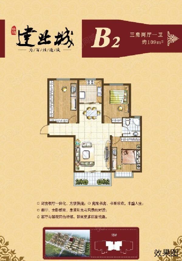 路通建业城新房团购价多种户型任君选择安家置业佳选