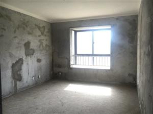 龙溪水岸大四房,全新毛坯,有钥匙看房随时,产证齐全,满五年!